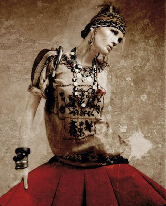 Fashion, photography by Barbara Pichiecchio and Alessio Federico