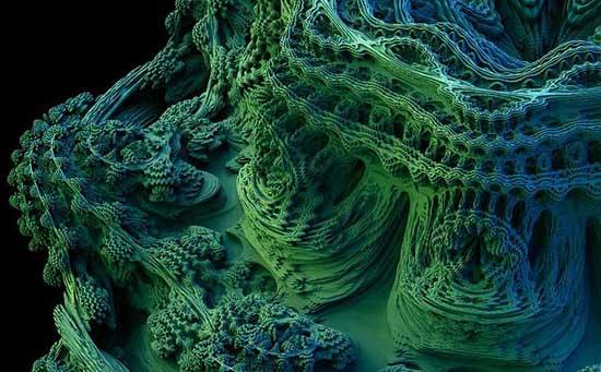 Stunning 3D Mandelbulb Fractals by Daniel White