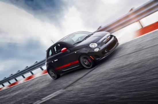 2012 FIAT 500 Abarth - Seduction