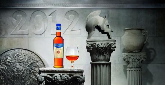 Catrinel Menghia for 2012 Alexandrion calendar by Marius Baragan - cover