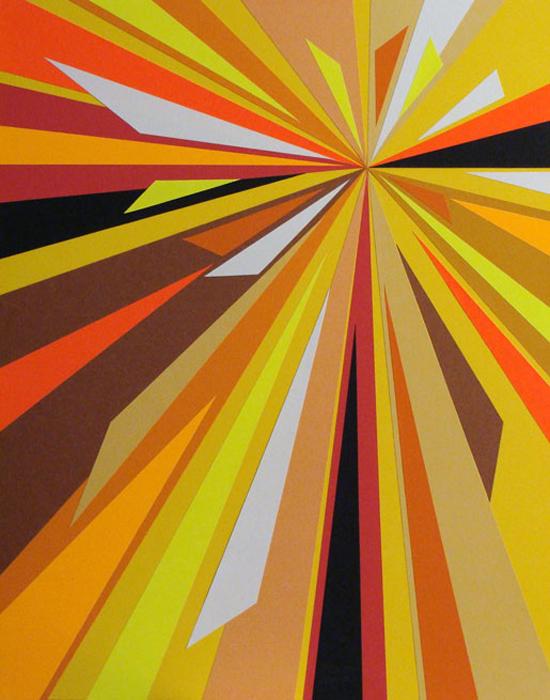 Matthew Scissorhands Series: cut-paper collages by Matt W. Moore