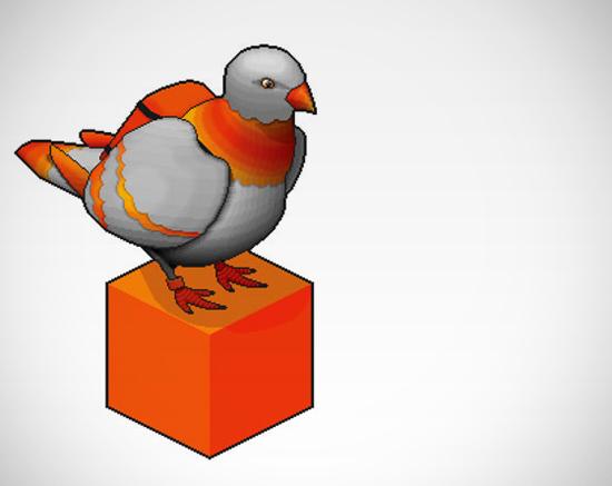 Orange Diversity by Tim Smith (My Poor Brain)