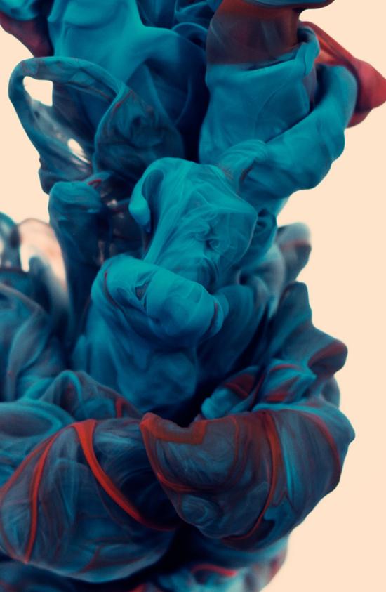 Two colors, digital art by Alberto Seveso