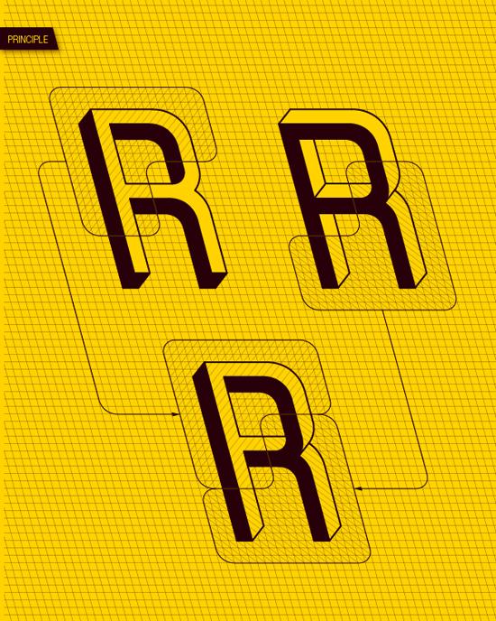 Frustro typeface by Martzi Hegedűs
