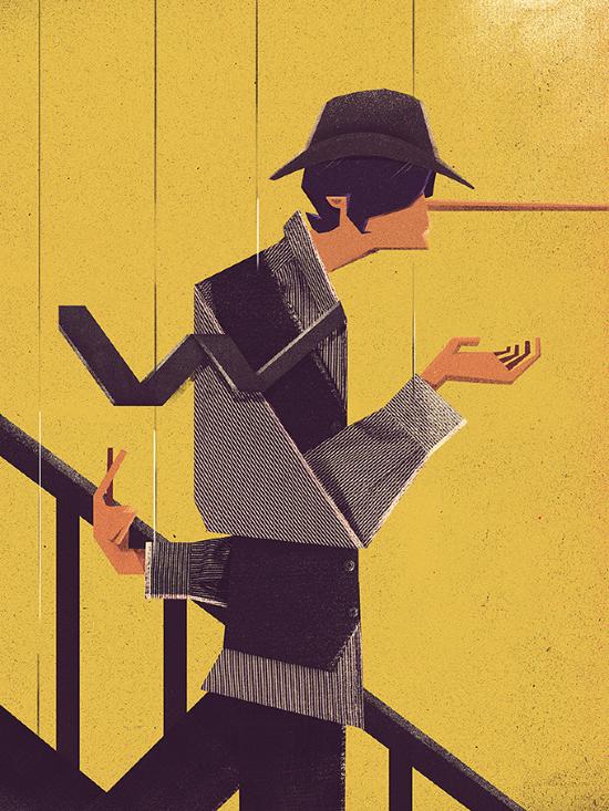 Illustration by Dan Matutina