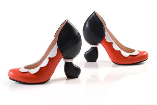 Kobi Levi footwear design