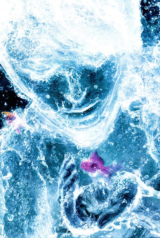 Aqua, project by Aleksei Kostjuk