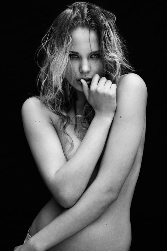 Portrait - Victoria Germyn by Jesse Laitinen