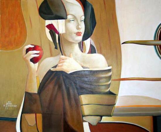 Bogusław Jagiełło, paintings