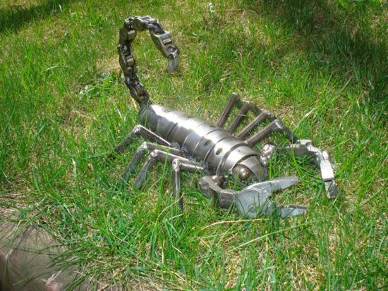 Hobby - scrap metal by Denislav Angelov