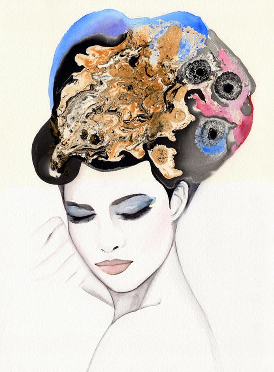 Illustration by Amilka Olga Vercholamova