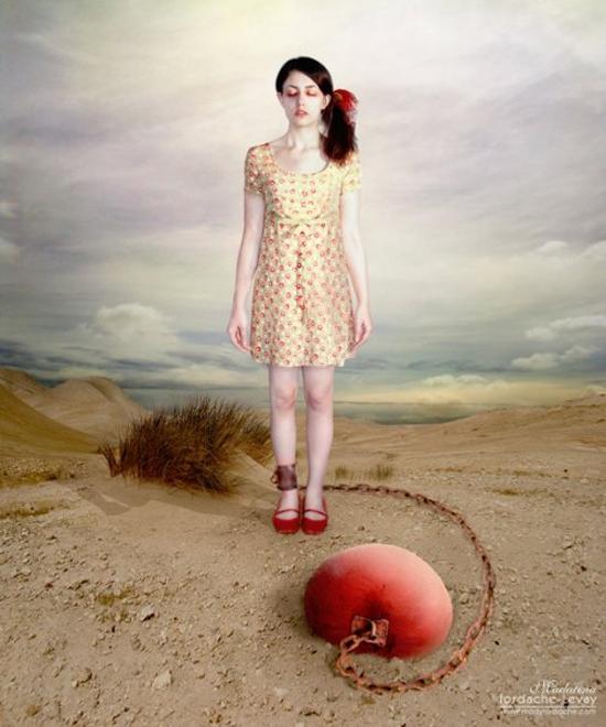 Surreal art by Madalina Iordache-Levay