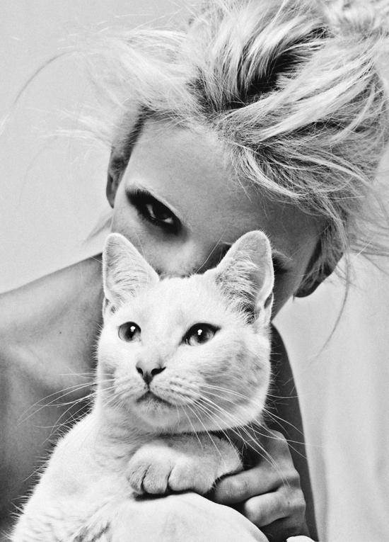 Anja Konstantinova by Darren McDonald for Style Stalker
