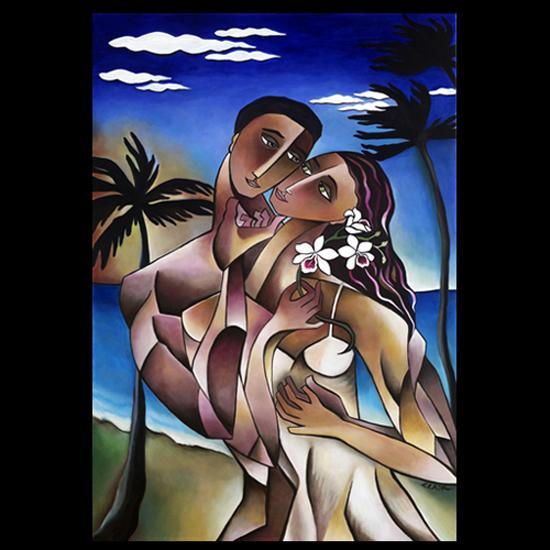 Stephanie Clair, paintings
