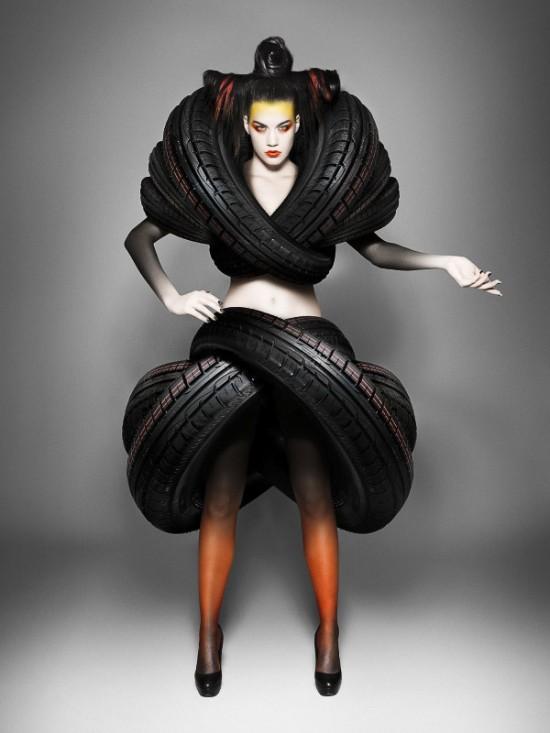 Treadwear - Goodyear Dunlop, project by Carl Elkins