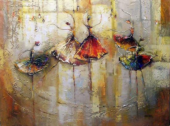 Irena Gendelman, paintings