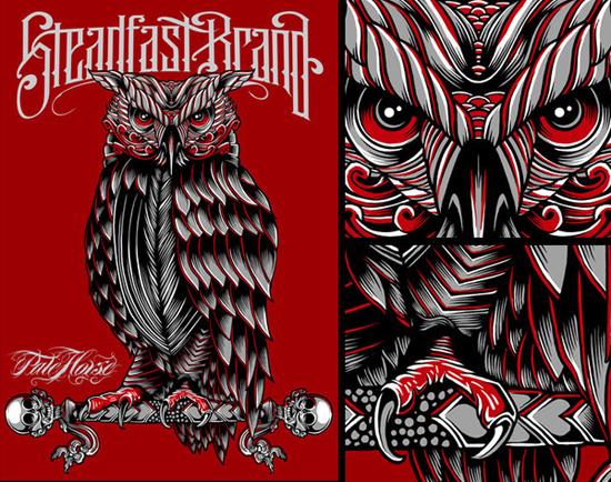 Pale Horse x Steadfast Brand: T-shirts