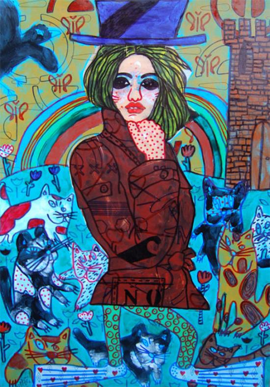 Claudio Parentela, contemporary art
