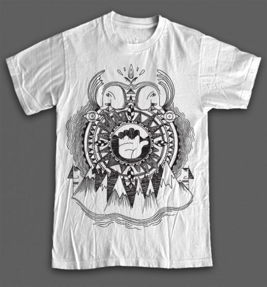 Harry Diaz: T-shirts
