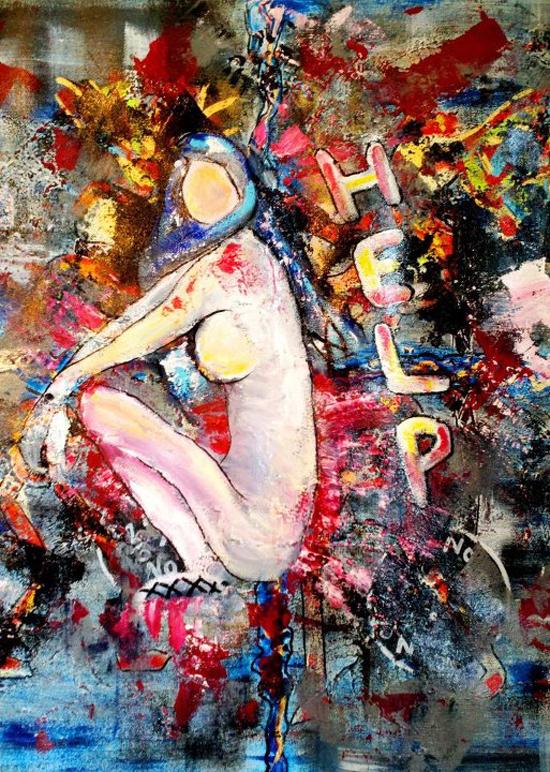 Paintings by Penelope Przekop