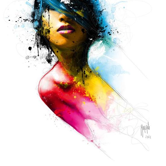 Patrice Murciano, visual artist