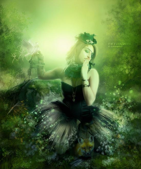 Digital art by Alice Zummerfish