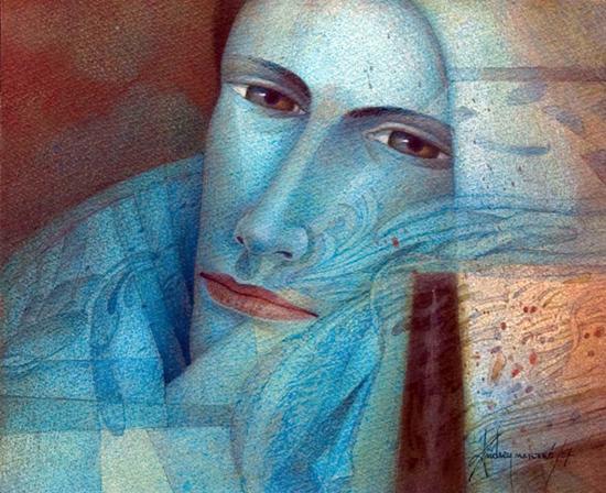 Andreu Martró, paintings