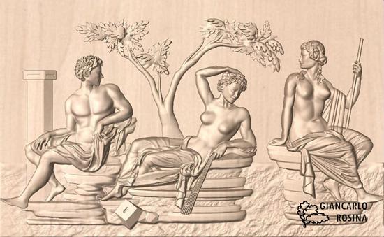 Arte 3D by Rosina Giancarlo