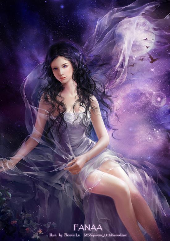 Digital art by Phoenix Lu