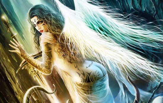 Digital art by Knight Chan