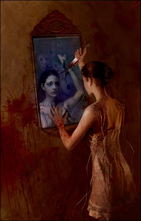 Linda Bergkvist, digital art