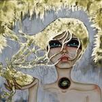 Paintings by Viviani Fujiwara