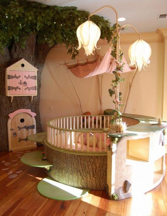 20 wonderful girls room design ideas