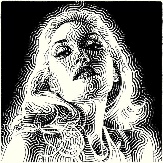 No Doubt's awesome album artwork by El Mac