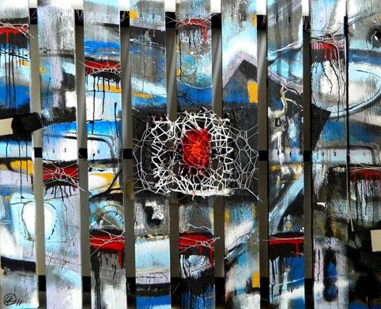 Lino Porrari, paintings