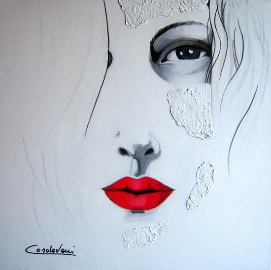 Gioia Cordovani, portraits