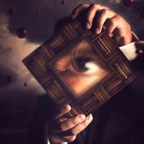 Michael Bilotta, surreal art