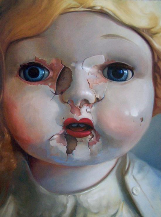 Meghan Howland, paintings