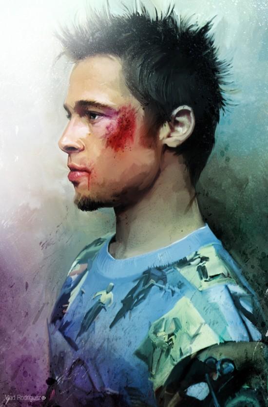 Stunning digital paintings by Vlad Rodriguez
