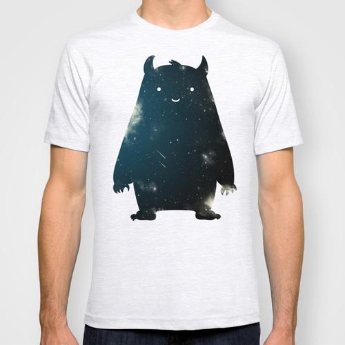 Mr. Cosmos custom t-shirt design by Zach Terrell