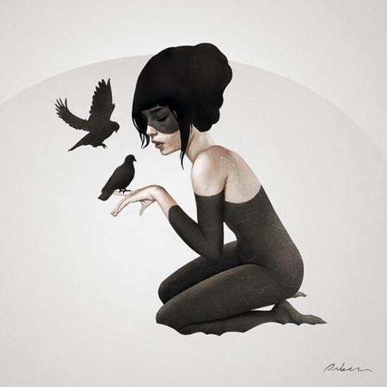 Ruben Ireland, illustration