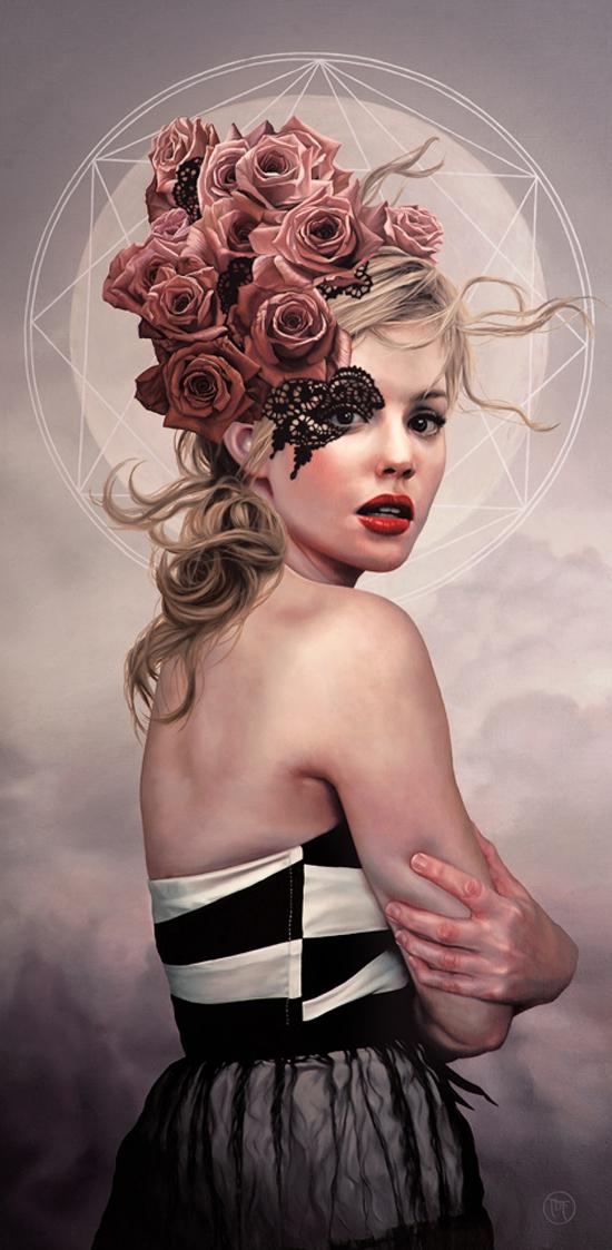 Elegance and sincerity of genuine human emotion: Melissa Forman, paintings