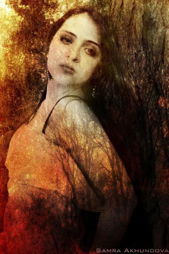 Akhundova Samra: spiritual experiences and feelings in photographs