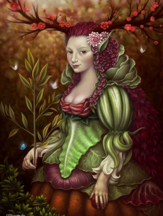 Digital illustrations by Jezabel Rodrigo Yusta
