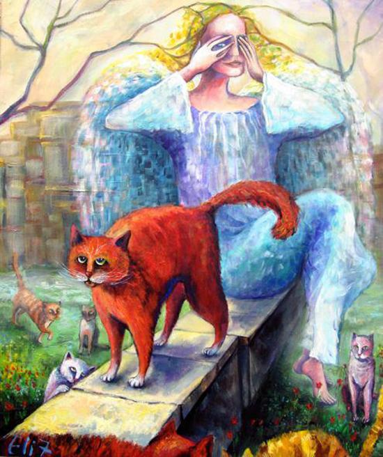 Elisheva Nesis, paintings