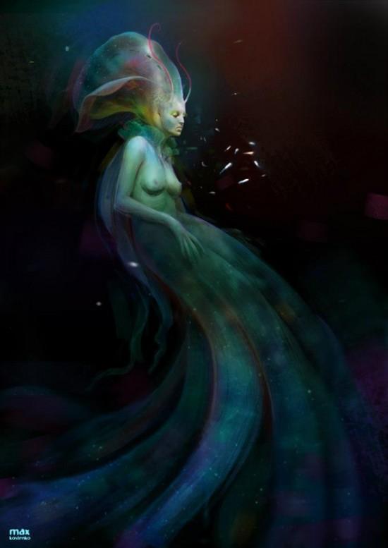 Illustration by Max Kostenko