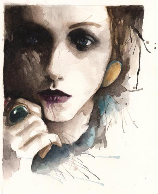 Illustration by Rosaria Battiloro
