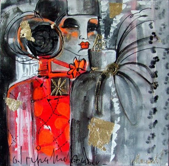 Audrey Marienkoff, paintings