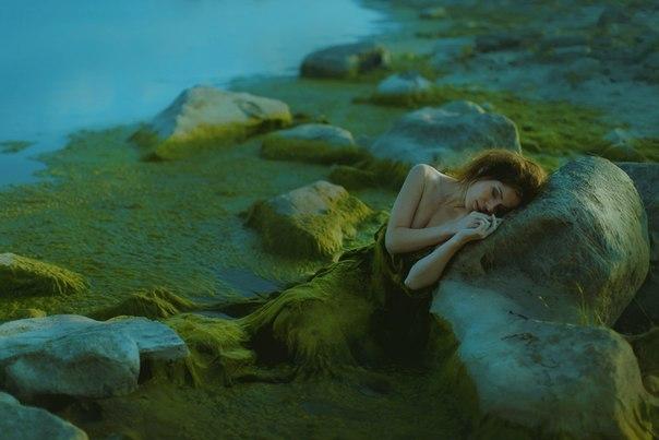 Another tale about wonderland, photography by Katerina Plotnikova