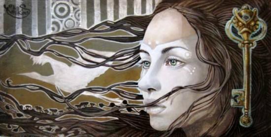 Sophie Wilkins, paintings